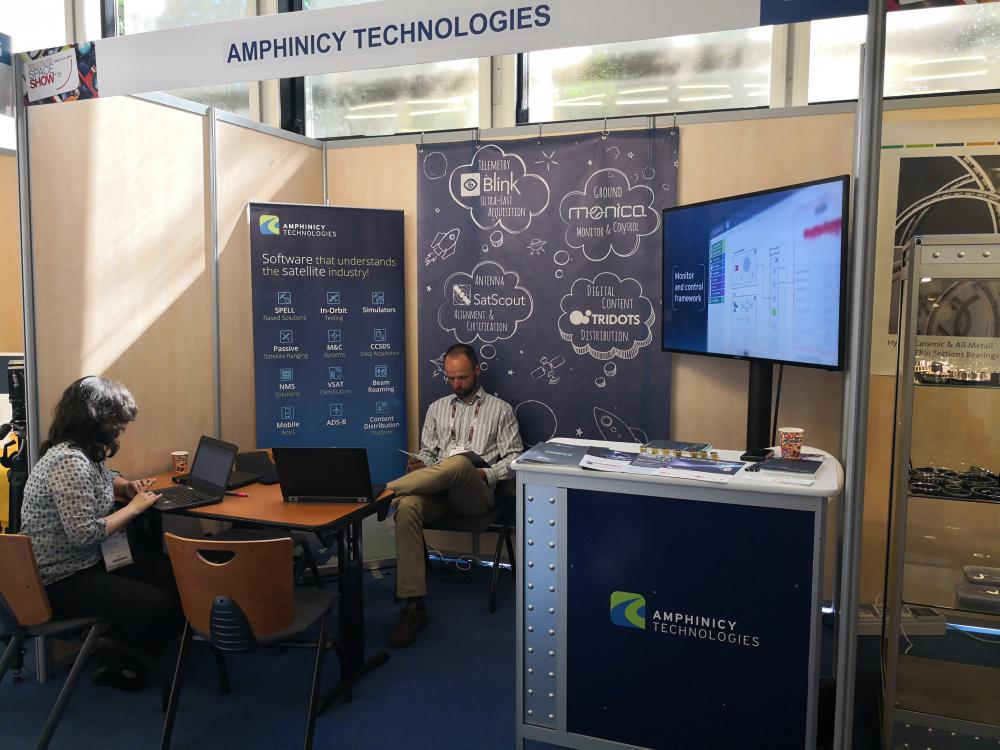 Amphinicy booth