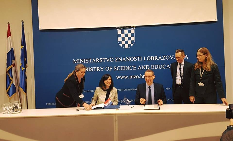 Croatia Signs Cooperation Agreement with European Space Agency (ESA)