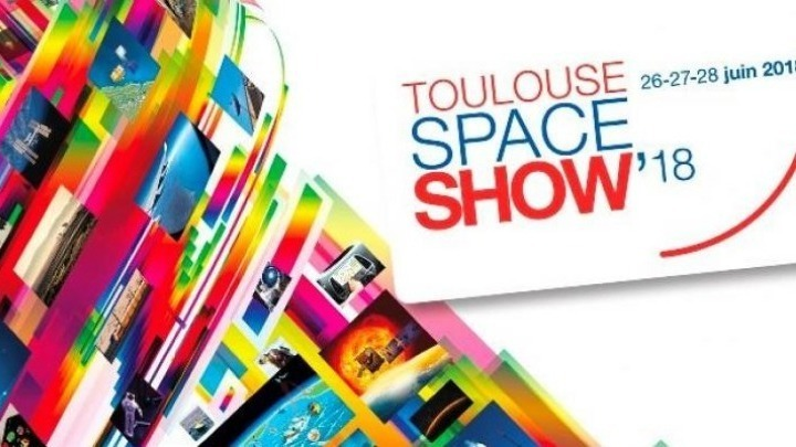 Amphinicy is exhibiting at Toulouse Space Show 2018!